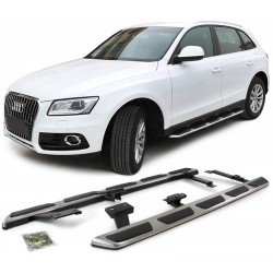 Audi Q3 8U 2011- Šoniniai slenksčiai (laiptelio tipo)