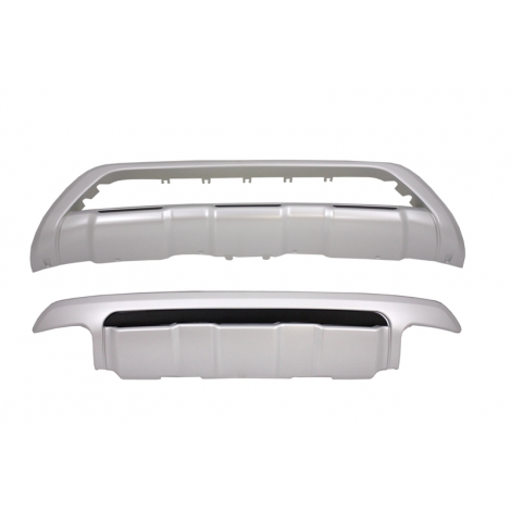 Volvo XC60 2014- R-Design tipo bamperių apsauga