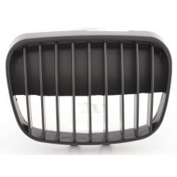 Priekinės grotelės be ženklo skirtos Seat Arosa juodos