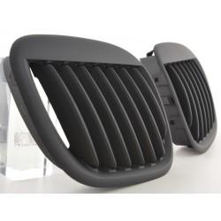 Priekinės grotelės be ženklo skirtos BMW Z3 juodos