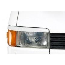 Priekinių žibintų antakiai skirti VW T4