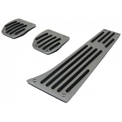 Pedalų apdailos komplektas skirtas BMW 3 E30 E36 E46 E90 E91 E92 E93