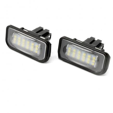LED numerio apšvietimas skirtas MB C-Class W203 4D