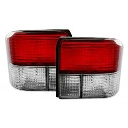Galinai žibintai skirti VW T4 raudona balta