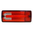 LED galiniai žibintai skirti MB G-Class W463 raudona balta