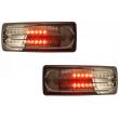 LED galiniai žibintai skirti MB G-Class W463 tamsinti (smoke)