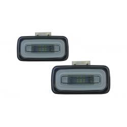 lightBar galiniai priešrūkiniai žibintai skirti MB G-Class W463 tamsinti (smoke)