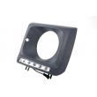 Priekinių žibintų rėmeliai su LED DRL skirti MB G-Class W463 G65 AMG tipo