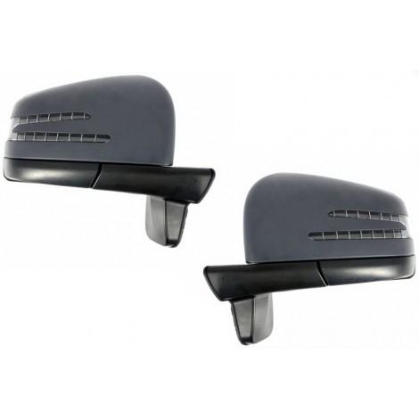 Šoniniai veidrodžiai 2013 AMG tipo skirti MB G-Class W463
