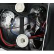 Priekiniai žibintai skirti VW Golf 4 juodi