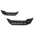 Priekinio bamperio spoileris su LED skirtas MB G-Class W463 AMG B-Design tipo