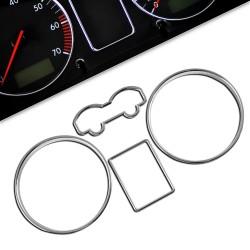 Spidometro žiedai skirti VW Golf 4 Bora