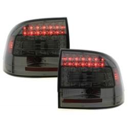 LED galiniai žibintai skirti Porsche Cayenne tamsinti (smoke)