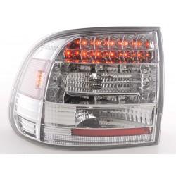LED galiniai žibintai skirti Porsche Cayenne šviesūs