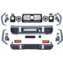 Išorės apdailos komplektas (Body Kit) skirtas MB G-Class W463 2018 G63 AMG Design