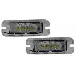 LED numerio apšvietimas skirtas MB G-Class W463