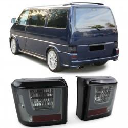 LightsBar galinai žibintai skirti VW T4 tamsinta (smoke)