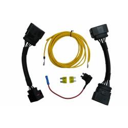 Priekinių žibintų jungčių adapteriai (perėjimai) skirti VW Transporter T5 į T5.1 Facelift